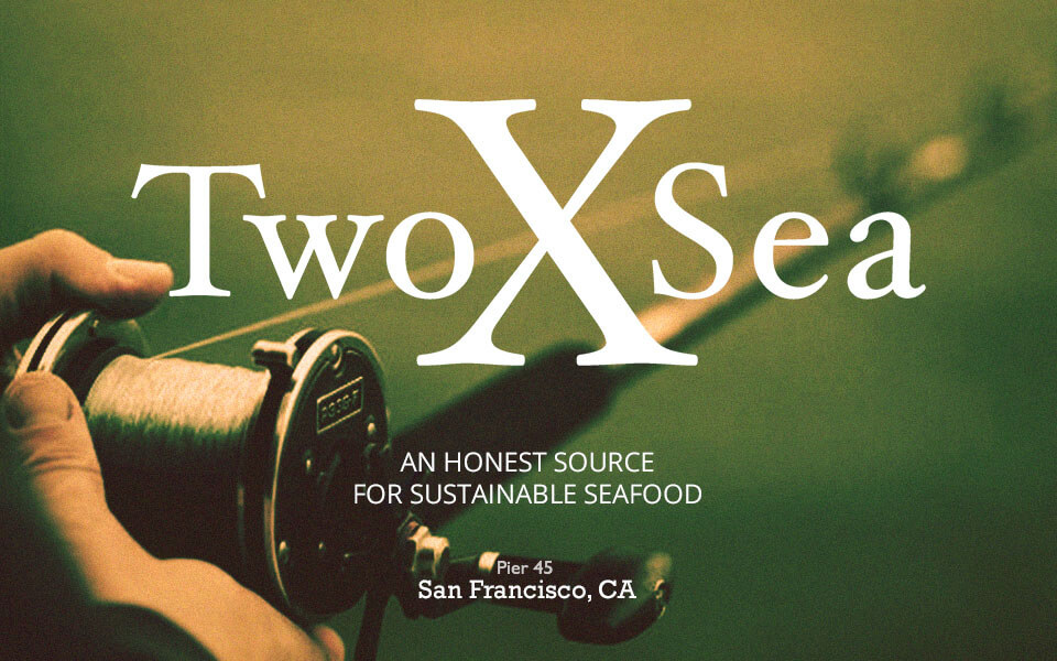 TwoXSea - An honest source for sustainable seafood.